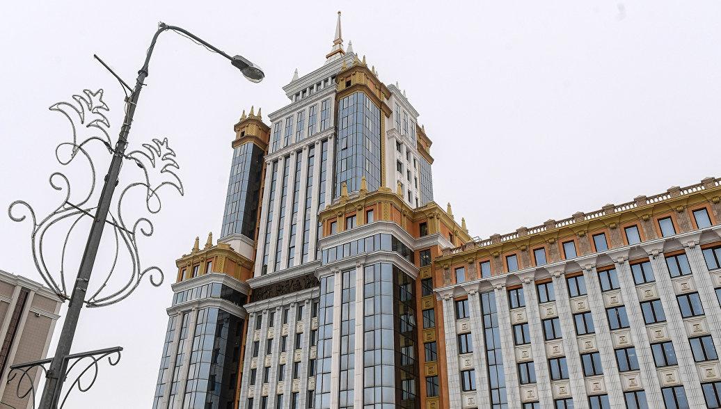 Кафедра Мордовского университета на базе