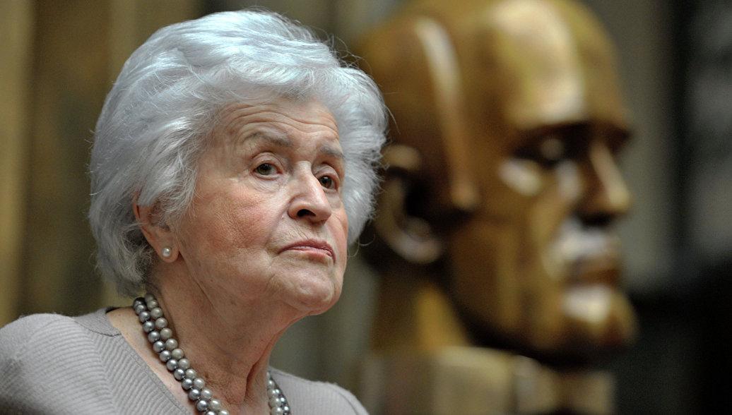 Антонова получит государственную премию за достижения в гуманитарной сфере