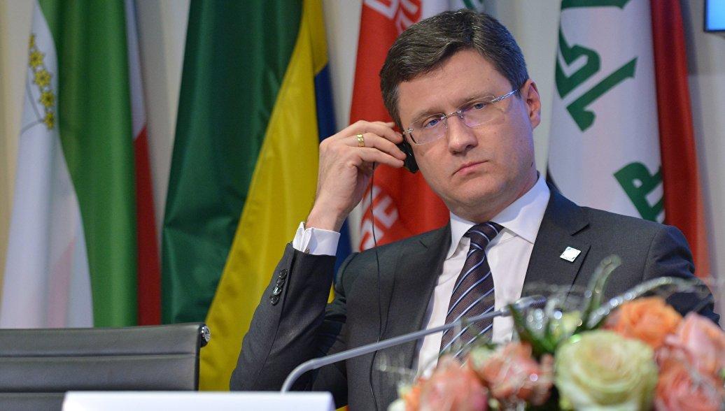 Новак предложил странам ОПЕК+ подумать об устойчивой будущей стратегии