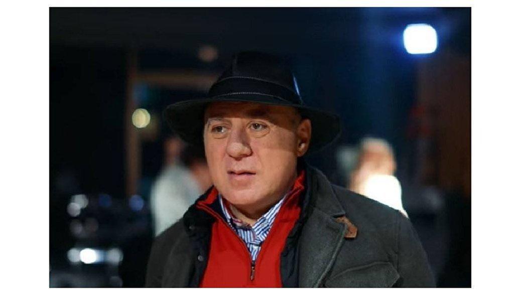 В Тбилиси скончался актер и певец Георгий Хуцишвили