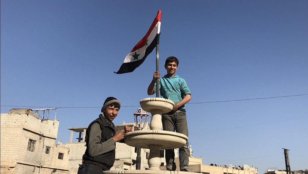 Молодежная делегация из Сирии посетит Россию