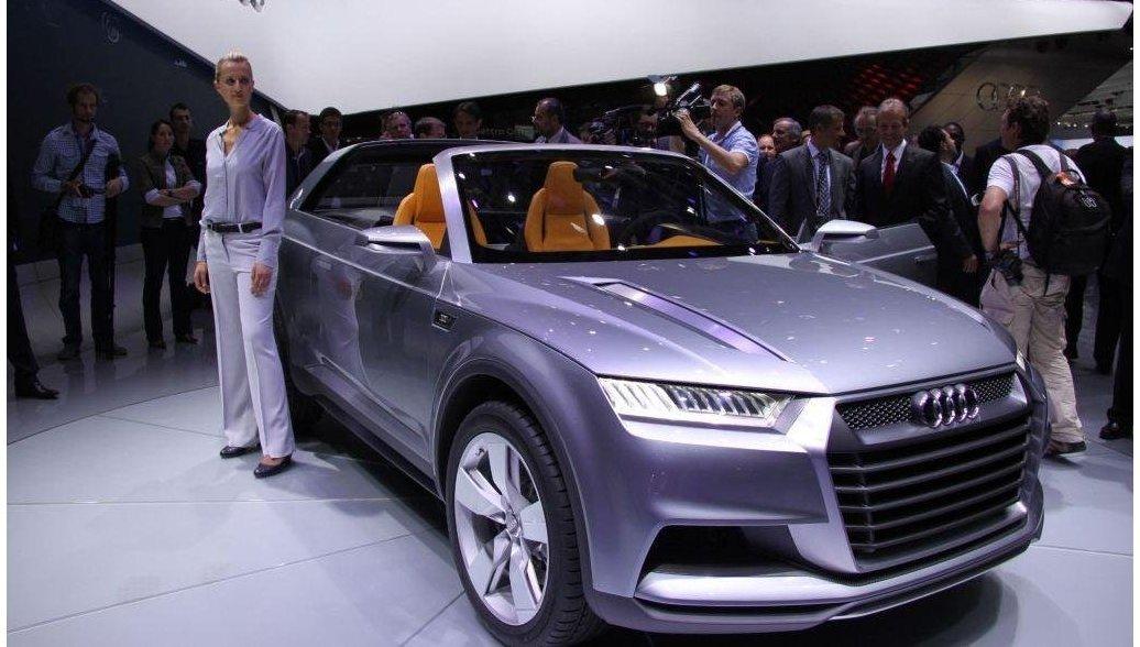 Брам Шот будет исполнять обязанности главы Audi после задержания Штадлера
