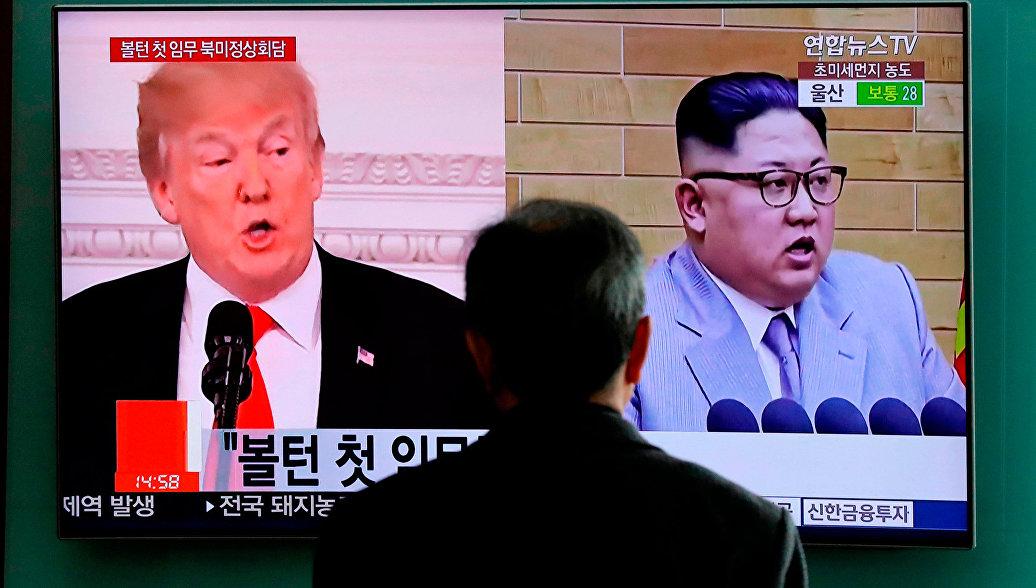 Ким Чен Ын вылетел для участия в саммите в Сингапуре, сообщили СМИ