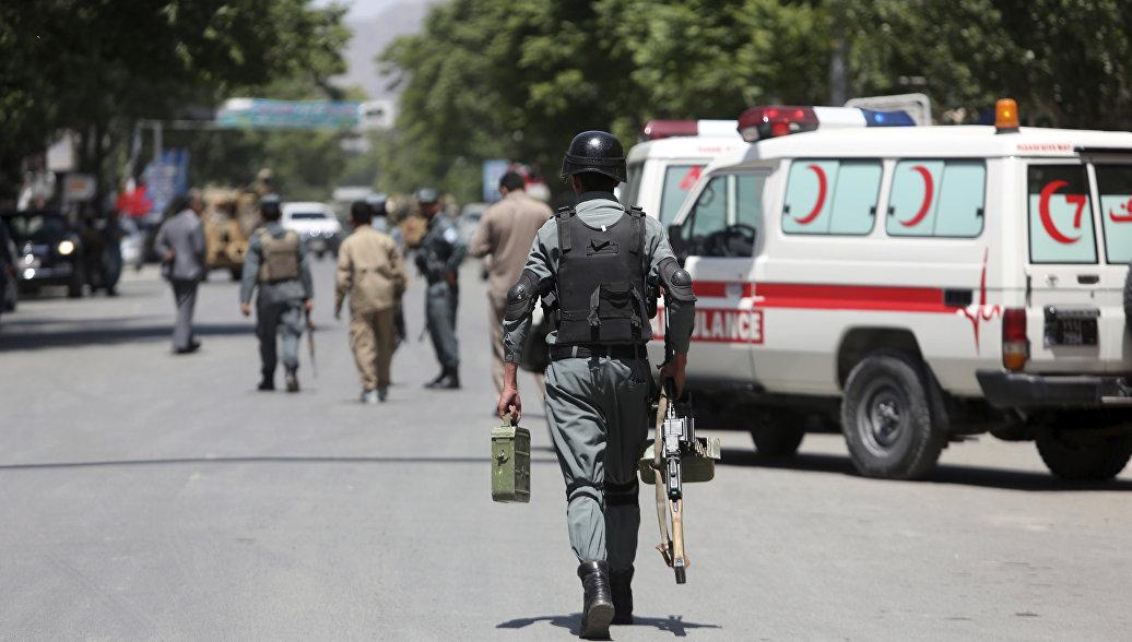 Число погибших при взрыве в Кабуле увеличилось до 17