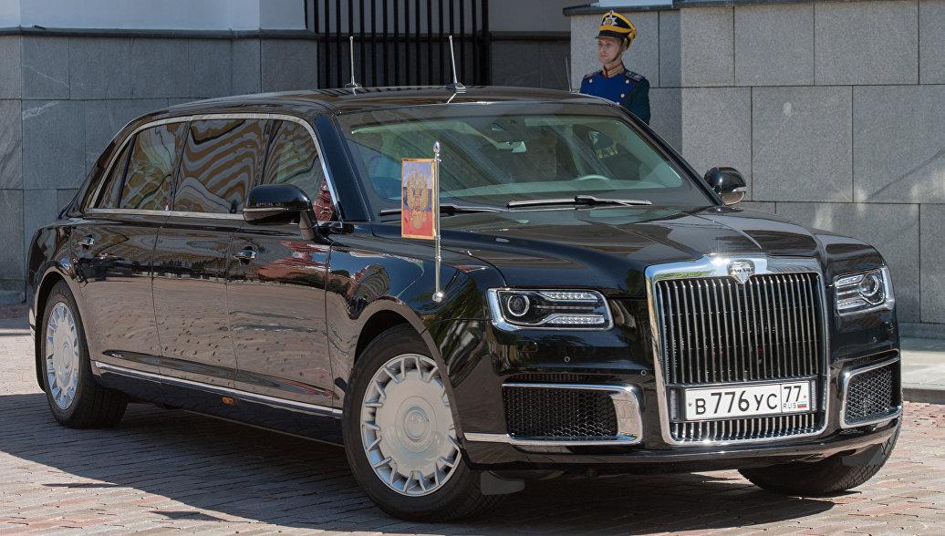 Автопарк президента планируют расширить машинами серии