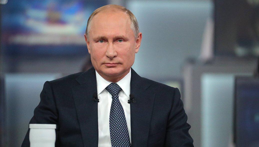 Путин сказал, что ответственность за утилизацию мусора ляжет на Минприроды