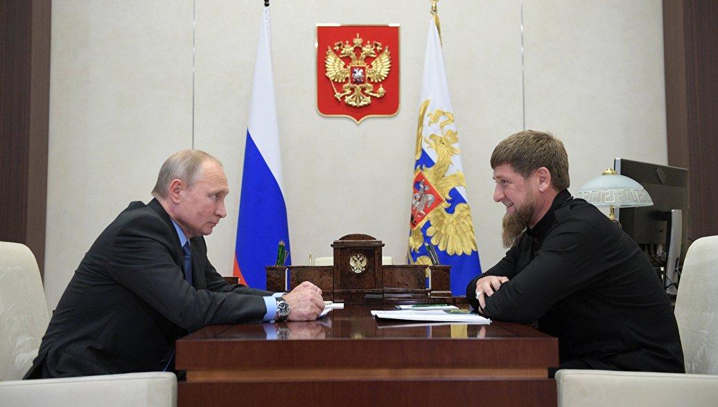 Путин заявил о выгодности инвестиций в развитие Чечни