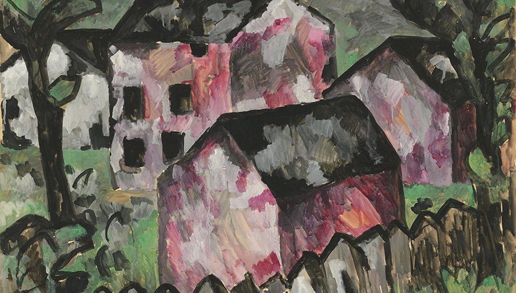 В Лондоне выставили на аукцион картину Казимира Малевича