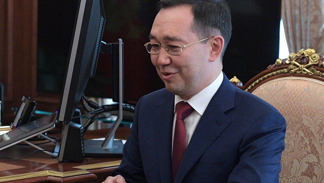 Врио главы Якутии назначил нового министра внешних связей республики