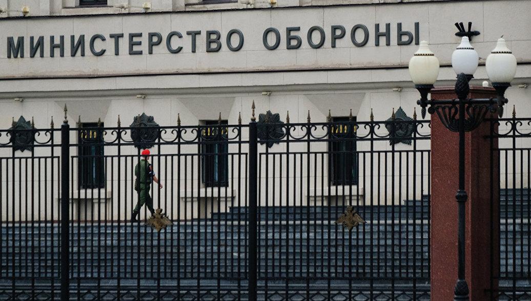 На сайте Минобороны появился раздел о создании суворовских военных училищ