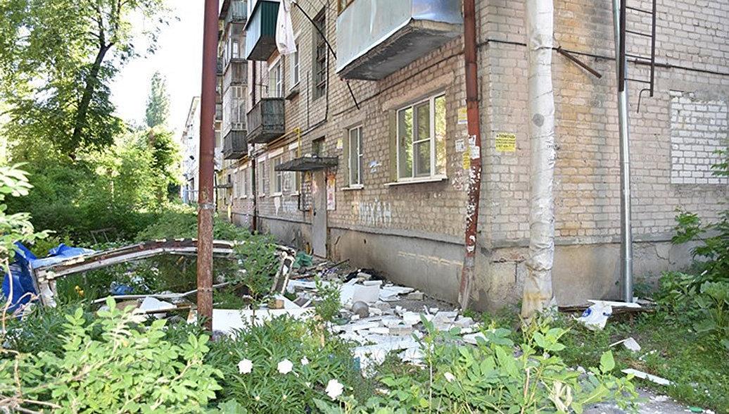 Дом в Пензе, где взорвался газ, отремонтируют за две недели