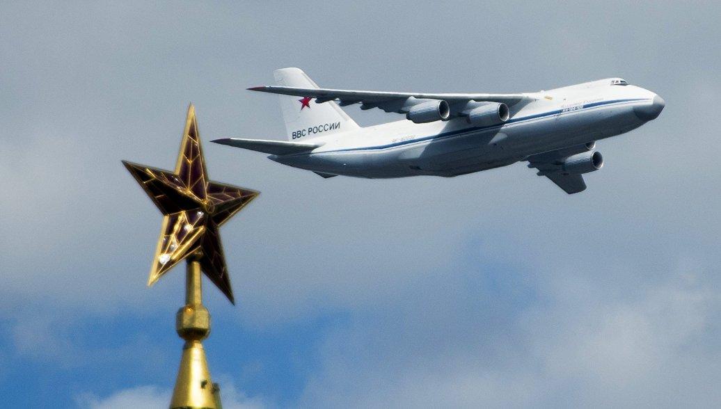 Депутат призвал создать новый самолет вместо Ан-124