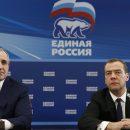 Руководство ЕР обсудило с Медведевым вопросы занятости старшего поколения