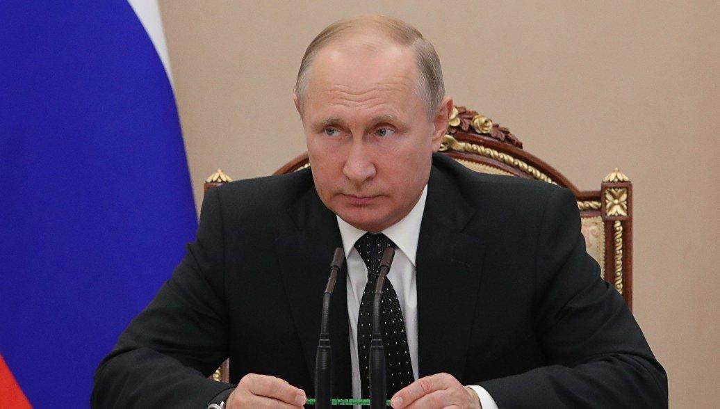 Путин поздравил гостей 52-го Всероссийского Пушкинского праздника поэзии