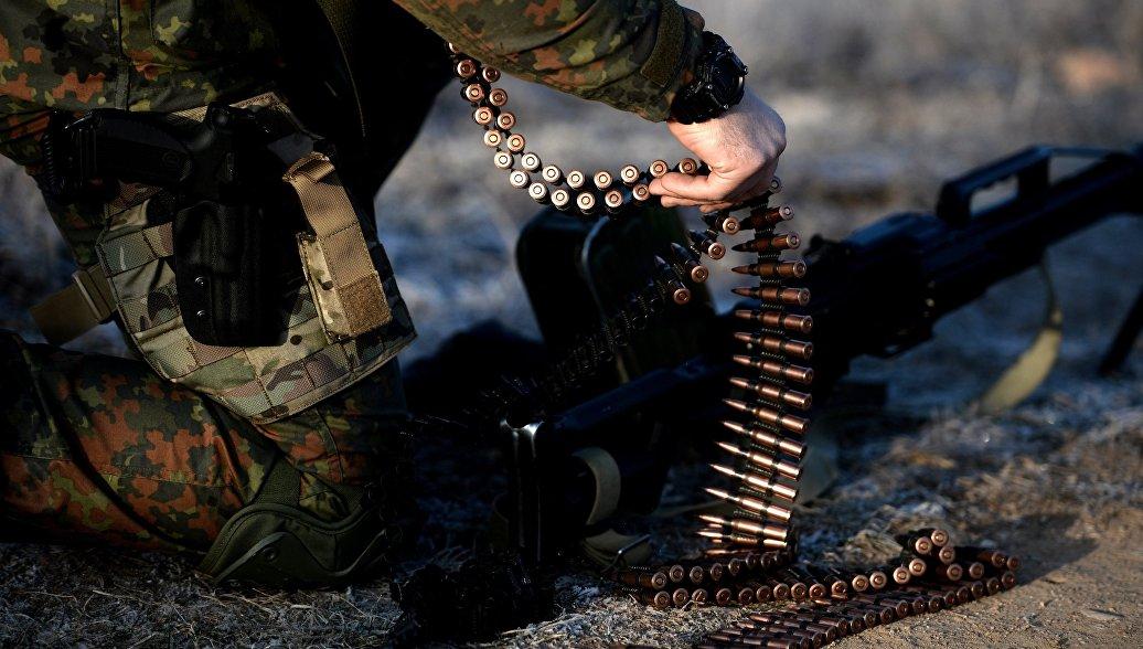 В Западном военном округе построят пять арсеналов для хранения боеприпасов