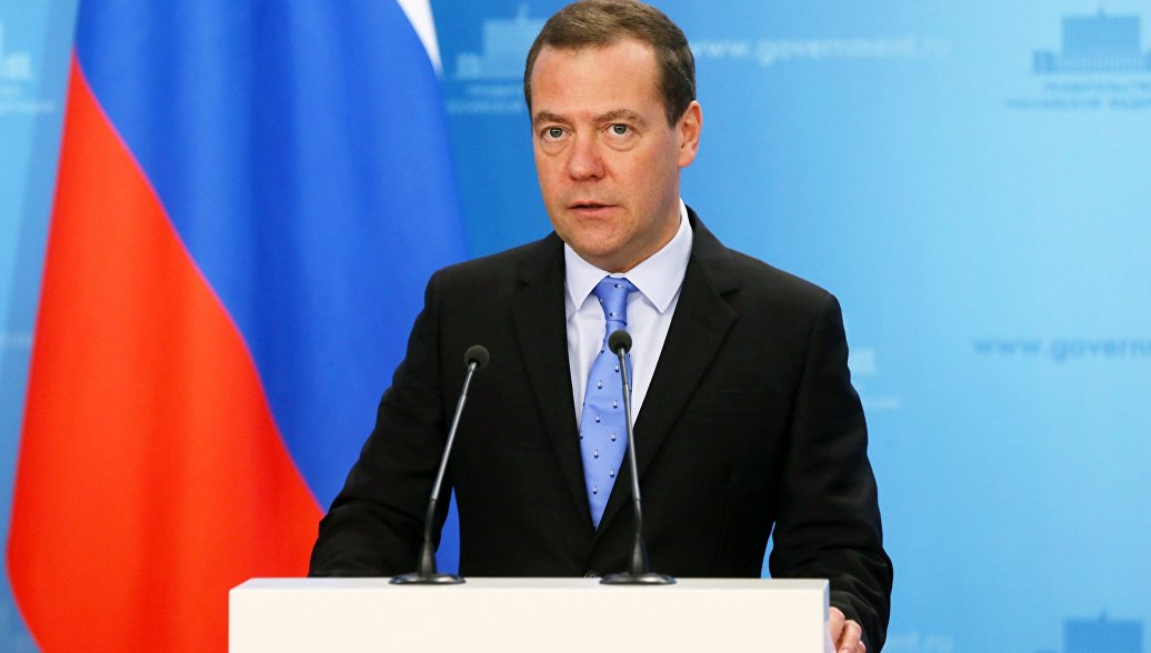 Медведев проведет заседание попечительского совета СПбГУ