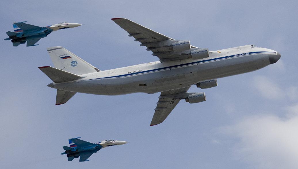 Россия может возобновить производство транспортного самолета