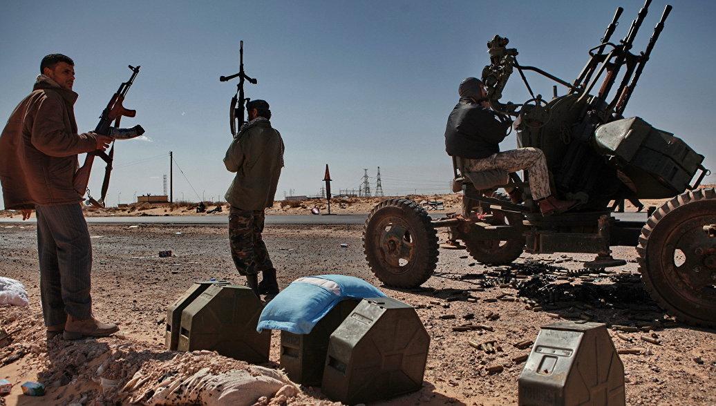 В Ливии военные призвали жителей Дерны возвращаться в свои дома
