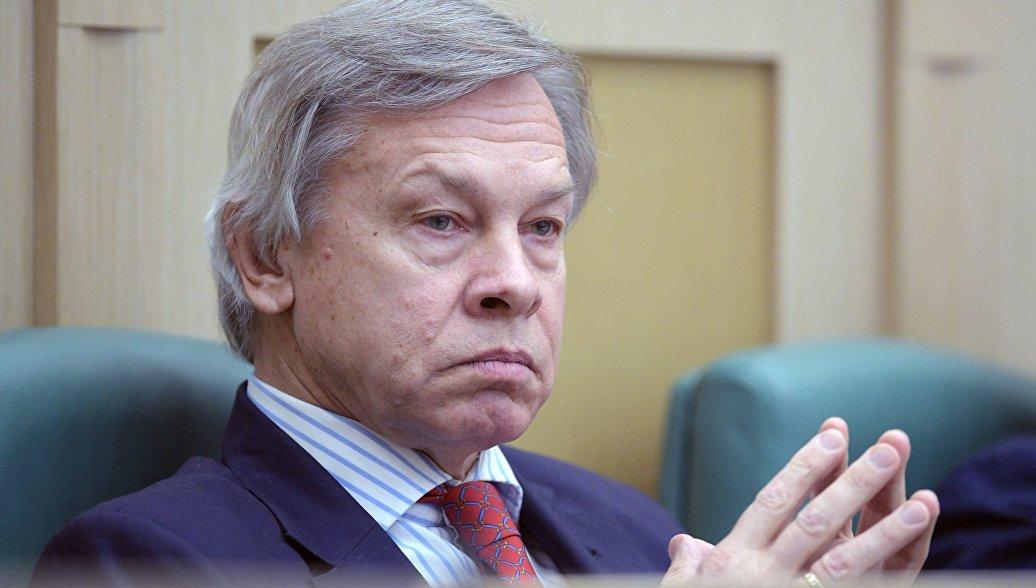 В Совфеде ответили на призыв вернуть Россию в G8