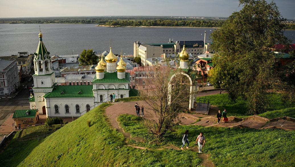 В Нижнем Новгороде открыли детский театр