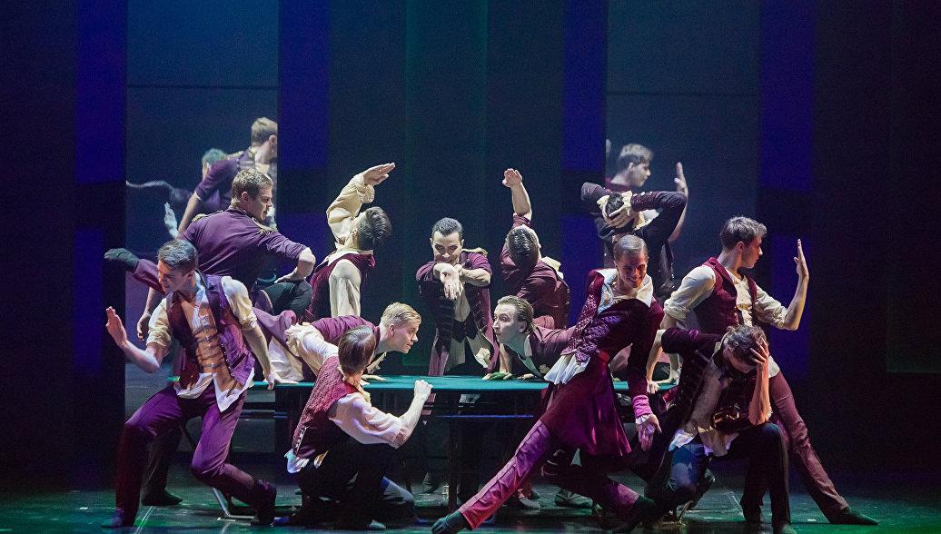 В Берлине устроили овацию артистам петербургского театра балета Бориса Эйфмана