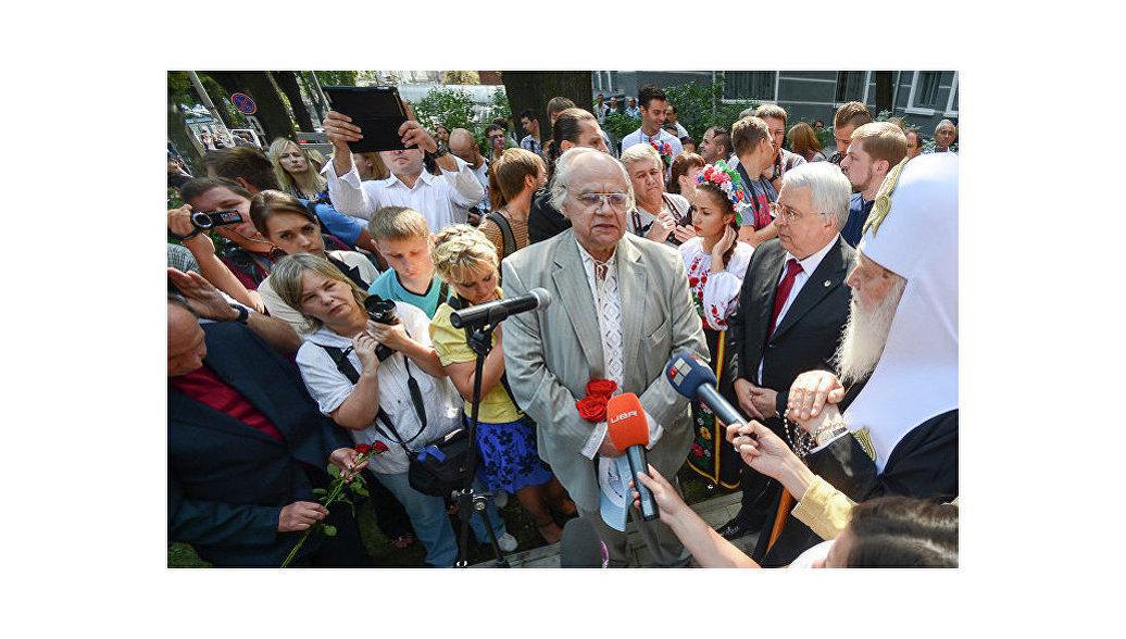 Скончался украинский поэт Иван Драч