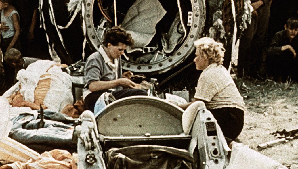 Испытатель космической техники развеяла мифы о полете Терешковой