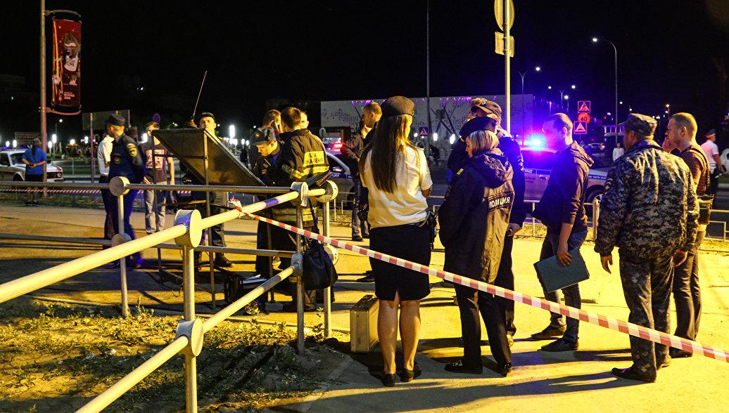 В Волгограде столкнулись баржа и катамаран, погибли одиннадцать человек