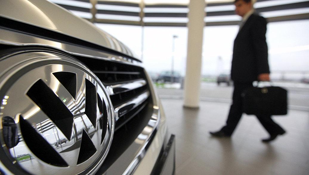 Volkswagen заплатит штраф в миллиард евро из-за