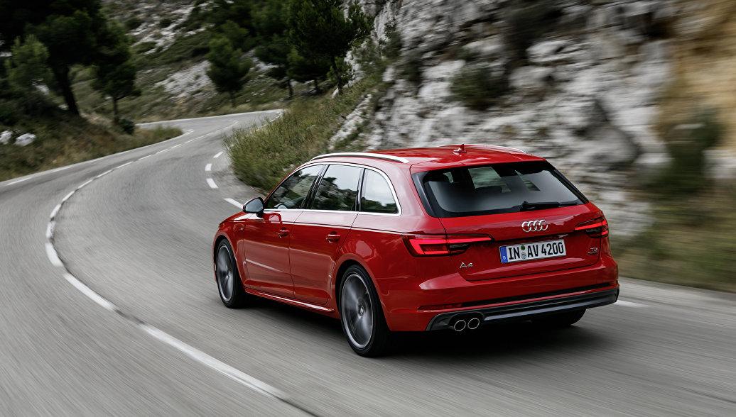 Audi отзывает 60 тысяч автомобилей из-за скандала с дизельными двигателями