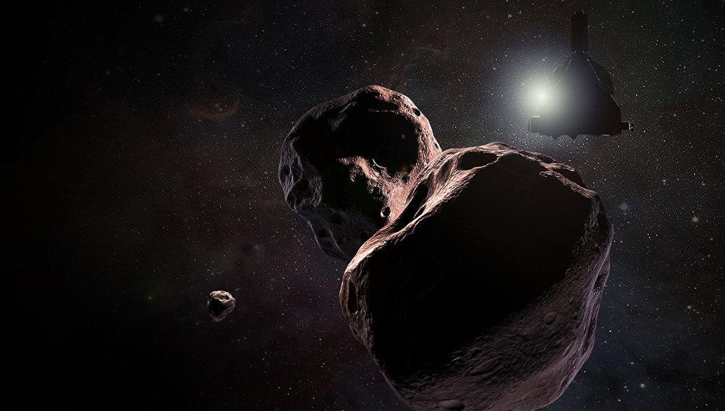 Зонд New Horizons проснулся после полугодовой спячки, сообщили в НАСА