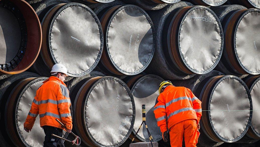 Nord Stream 2 станет одной из тем обсуждения президентов Польши и Германии