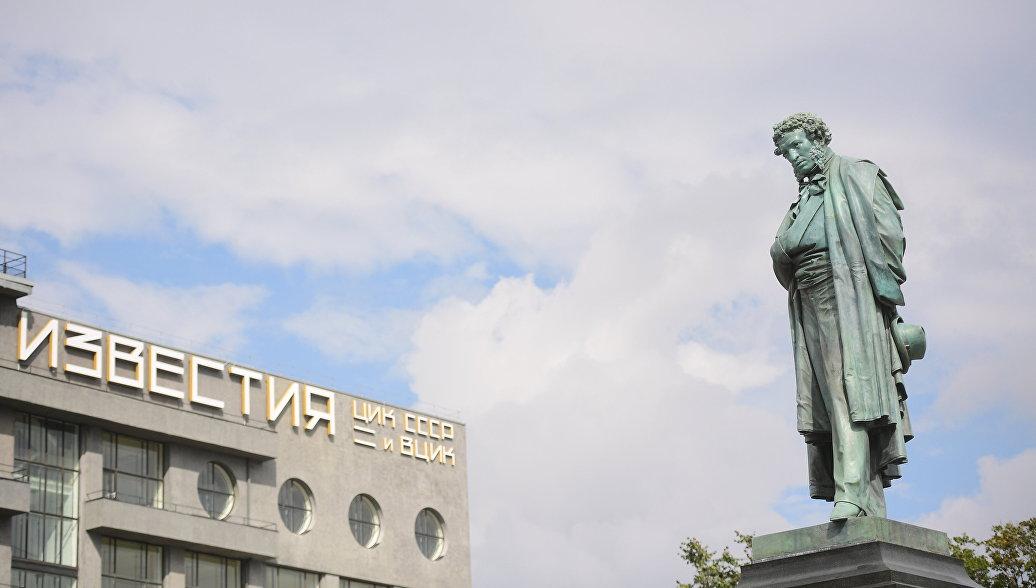 Медведев назвал творчество Пушкина источником силы для российской культуры