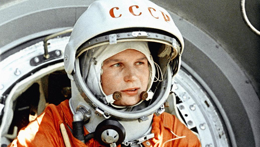 Валентина Терешкова рассказала, что ей до сих пор снится полет в космос