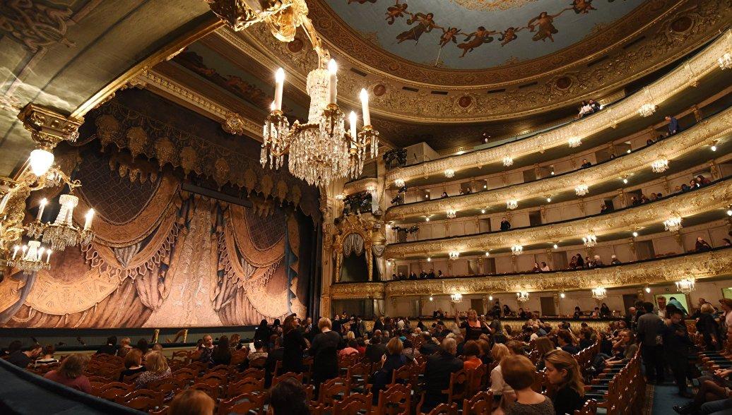 Мировая премьера оперы