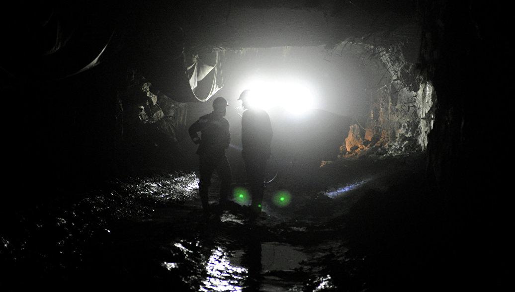 В Кемеровской области ликвидировали пожар на шахте