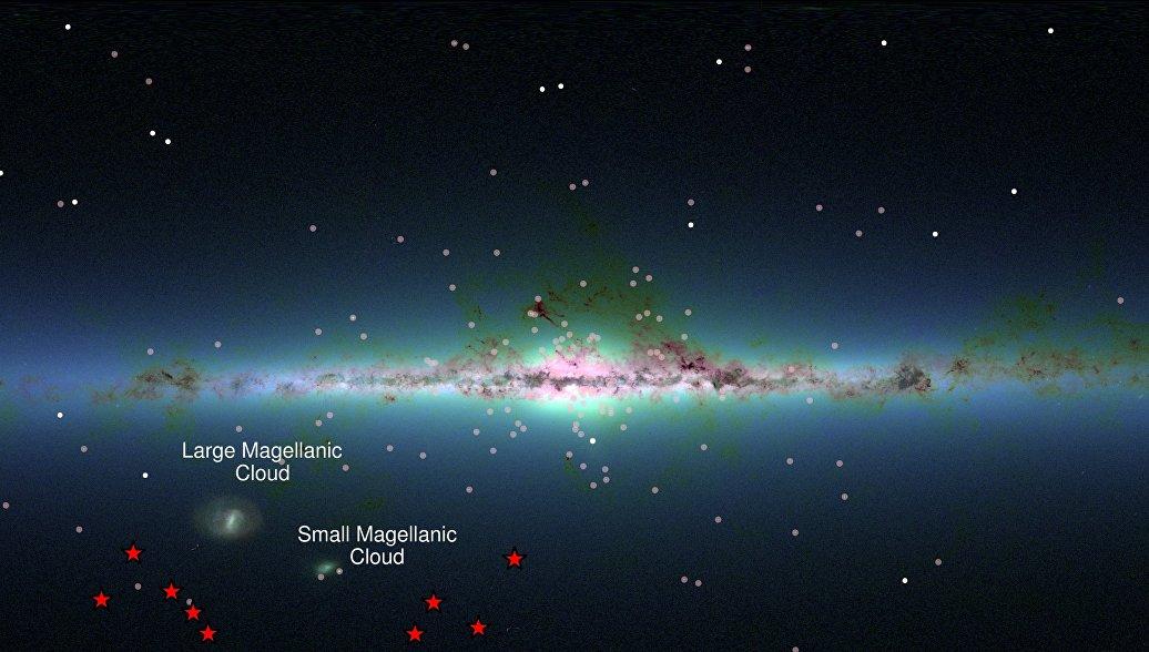 Астрономы выяснили, что в карликовых галактиках нет темной материи