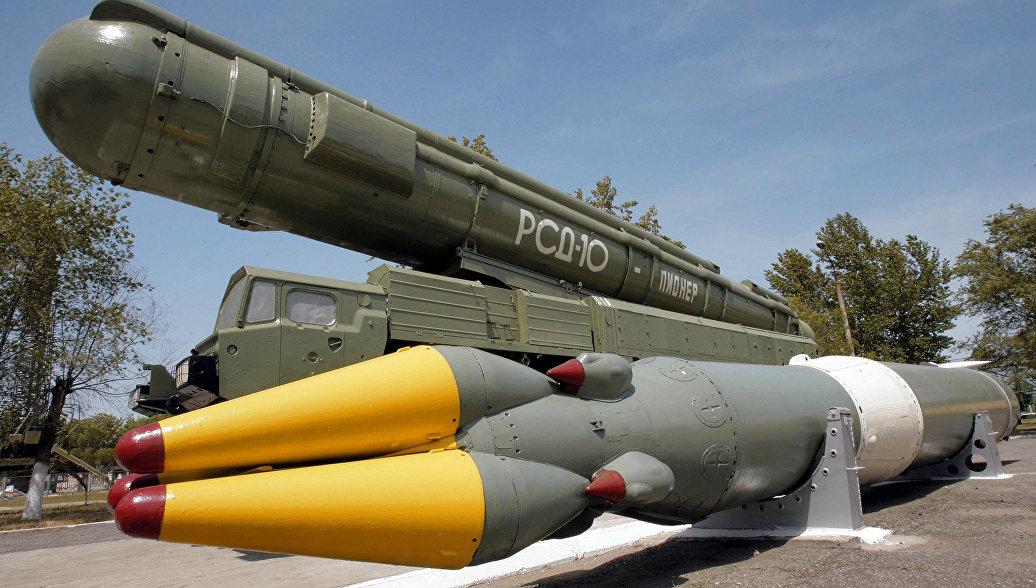 Антонов: Россия стремится к достижению цели всеобщего ядерного разоружения