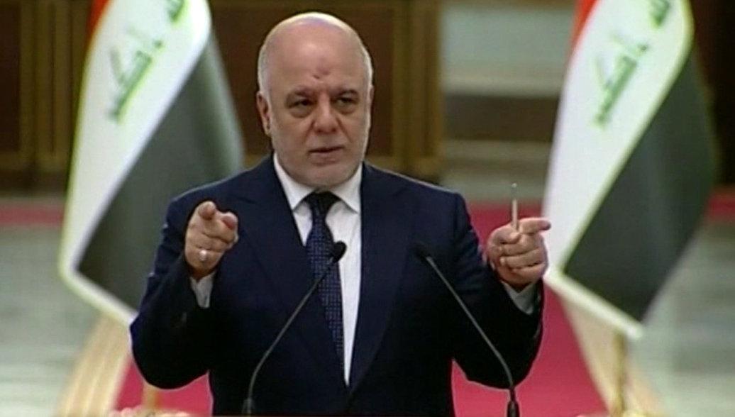 Премьер Ирака прокомментировал пожар в хранилище для бюллетеней