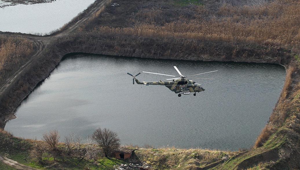 Штурмовики ЮВО отработали взлет и посадку на грунтовом аэродроме