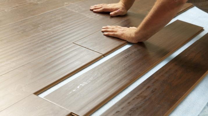 Хвойная подложка под ламинат ISOPLAAT разных размеров