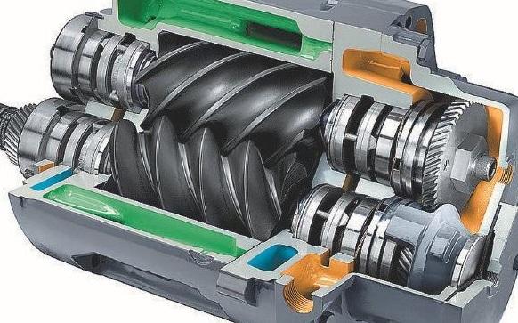 Винтовые компрессоры  с повышенной надежностью