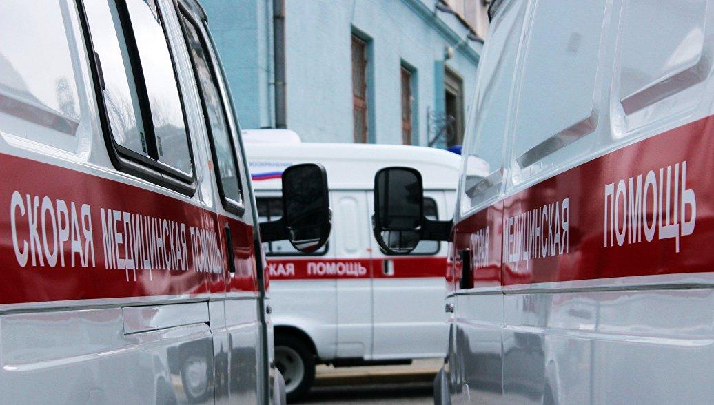 В Иркутске госпитализировали шесть человек после ДТП