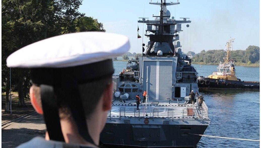 Авиация Балтийского флота примет участие в главном параде в День ВМФ