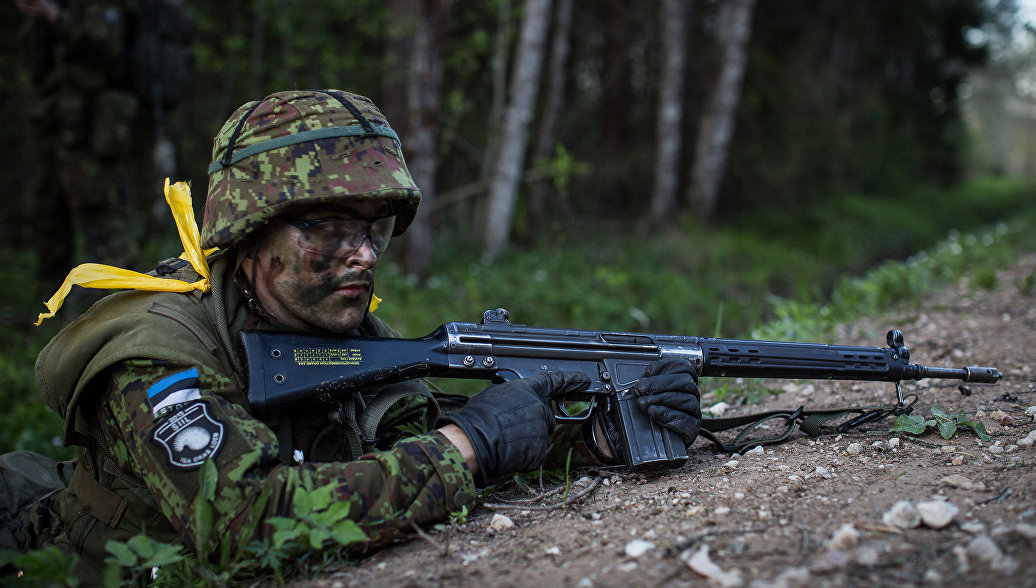 Россия отреагировала на обвинения в нарушении воздушного пространства Эстонии
