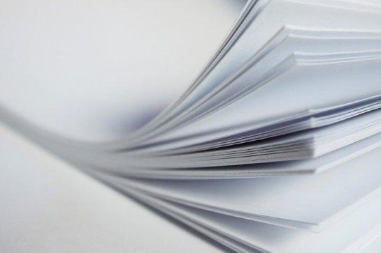 Качество и форматы бумаги для офиса