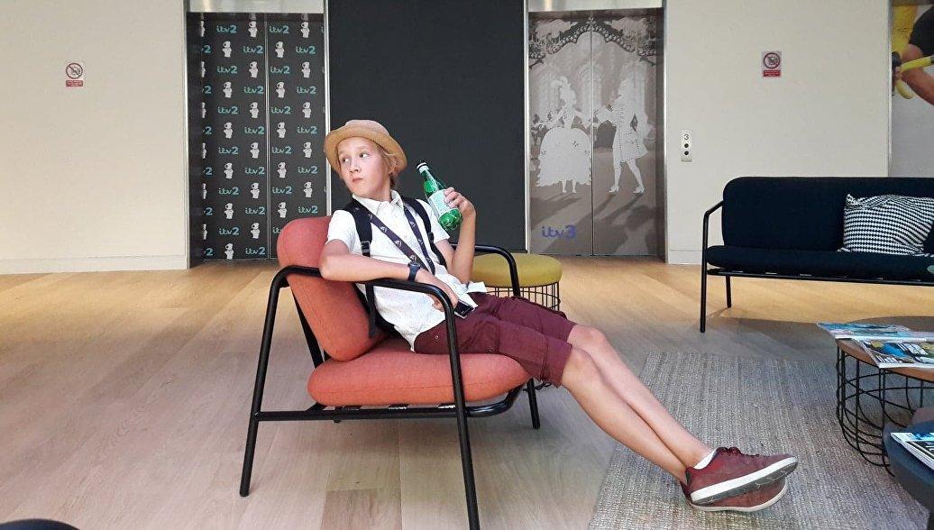 Финалист британского шоу Якубчук мечтает о взрослом