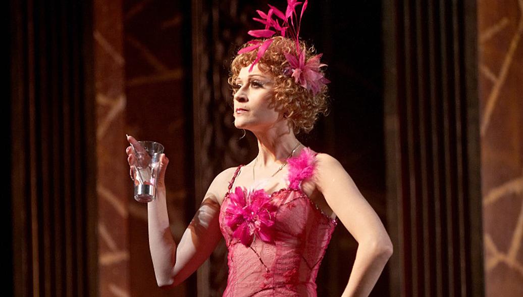 Лозовая была очень органичной актрисой, заявила артистка оперетты Жердер