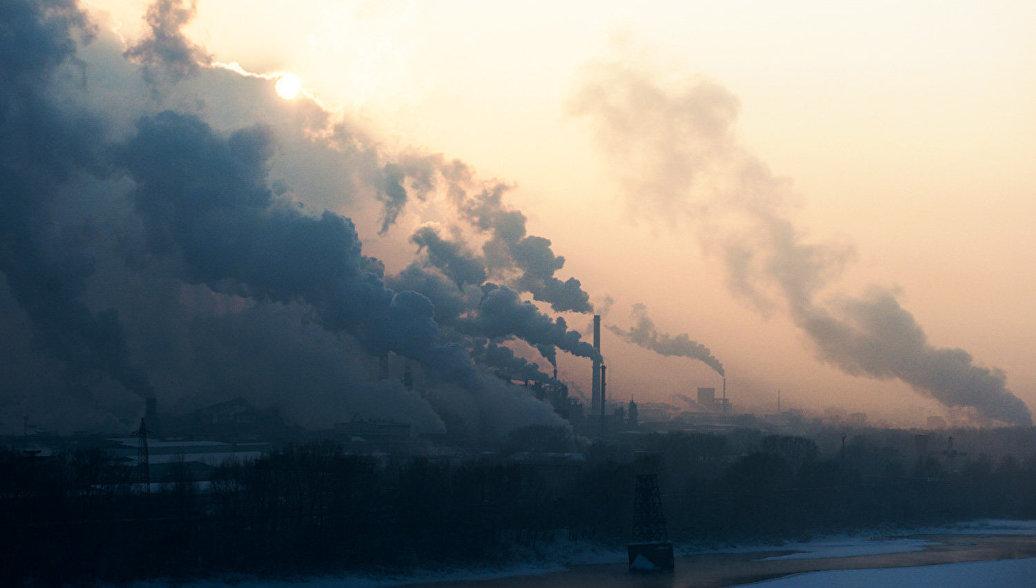 Минприроды РФ разработало методику исчисления нанесенного воздуху вреда
