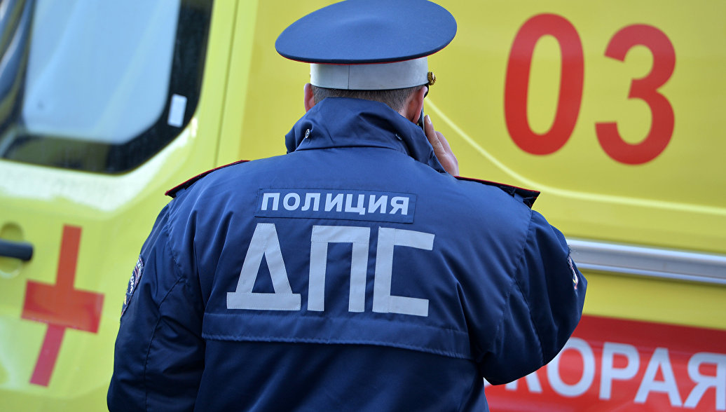 В Ростовской области столкнулись вахтовый автобус и грузовик, три человека погибли